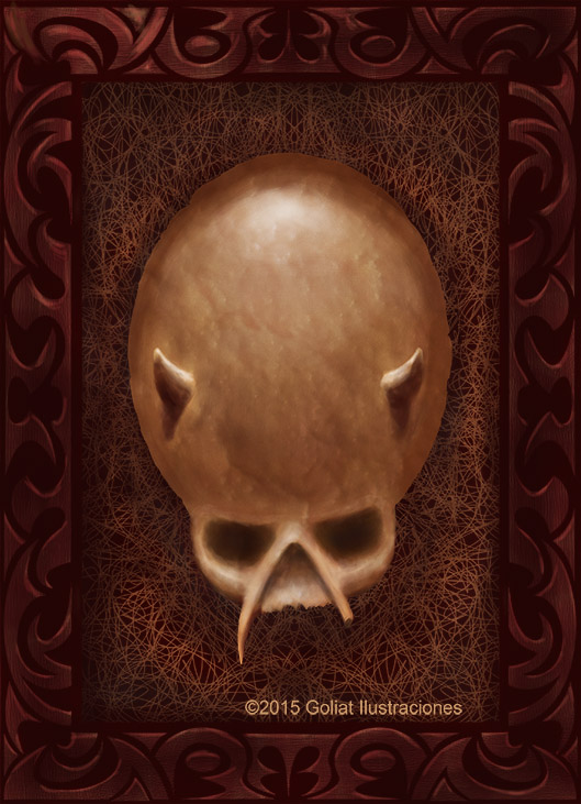 Horror Skull by Goliat74