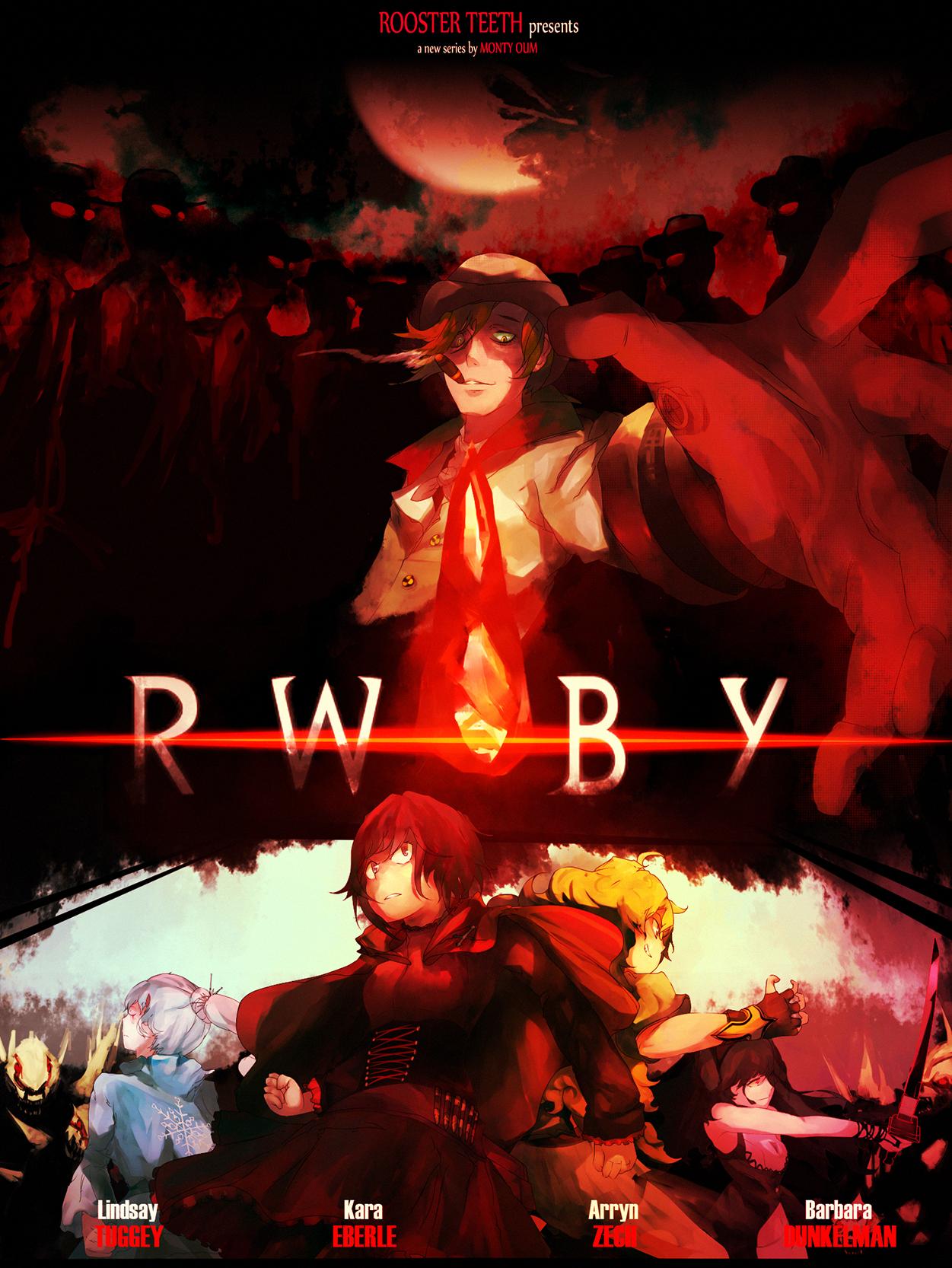 R W B Y by ippotsk