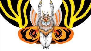 Mothra sketch