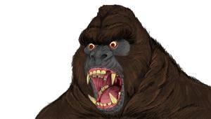 King Kong sketch