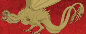 King Ghidorah profile by redtiger243