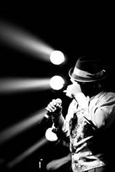 66 John Lee Hooker Jr by omerphotography