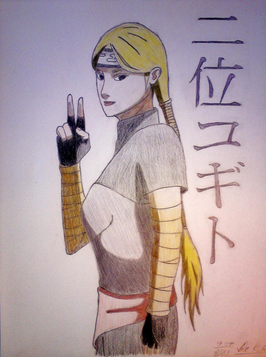 Jinchuuriki 2: Yugito ...