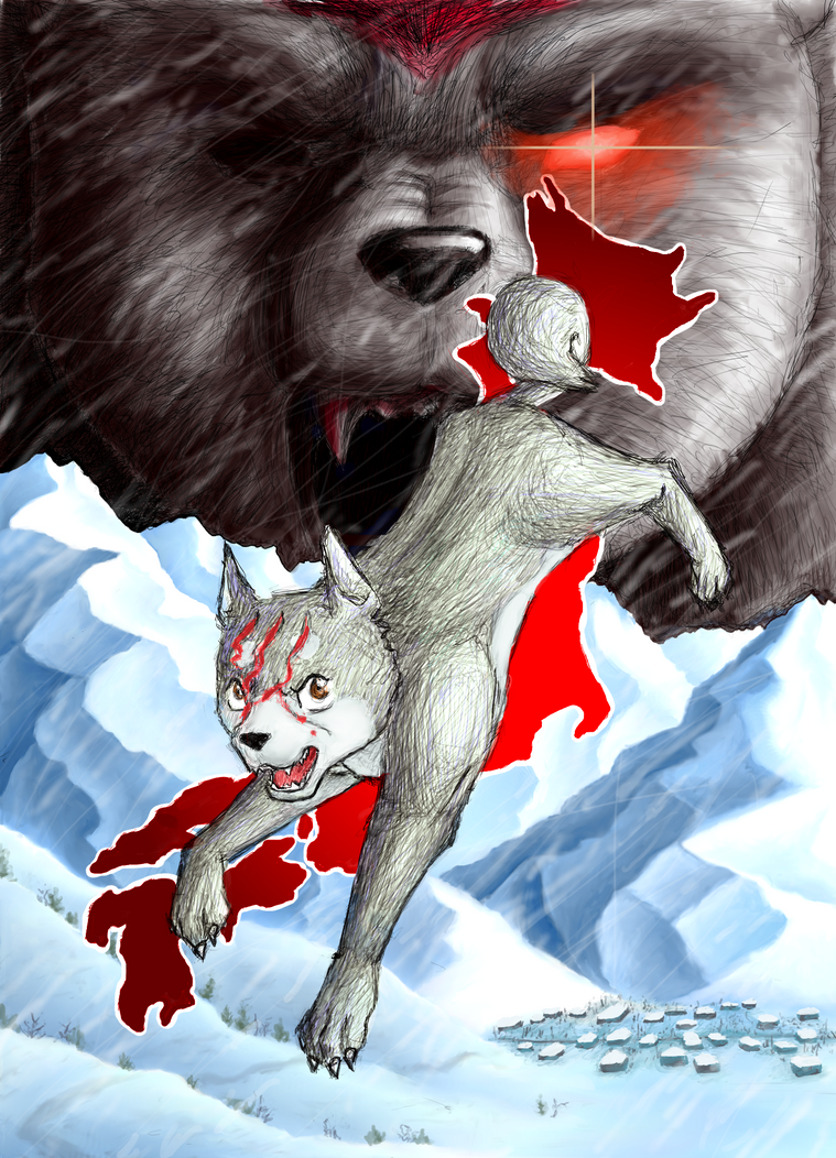 Silver Fang: The Shooting Star by TheCreator17 on DeviantArt