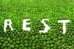 rest in peas.