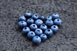 I love blueberries. by Blueberryblack