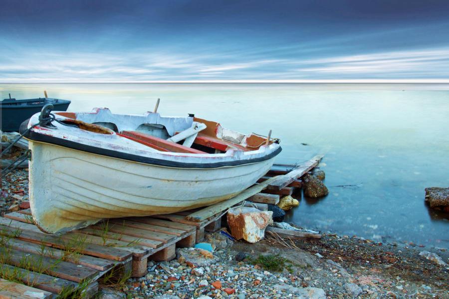 boat. by Blueberryblack