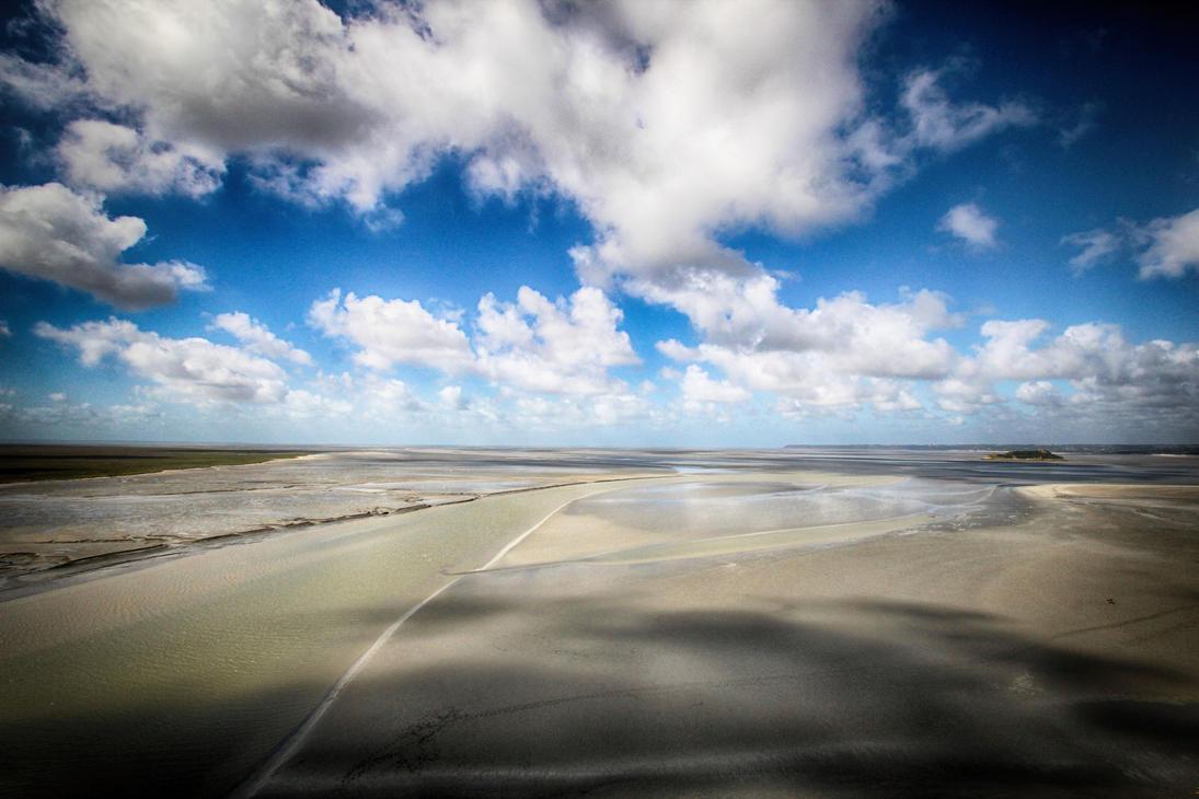 Himmel und Erde. by Blueberryblack
