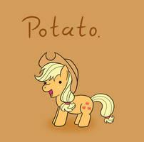 Potato by MR-1