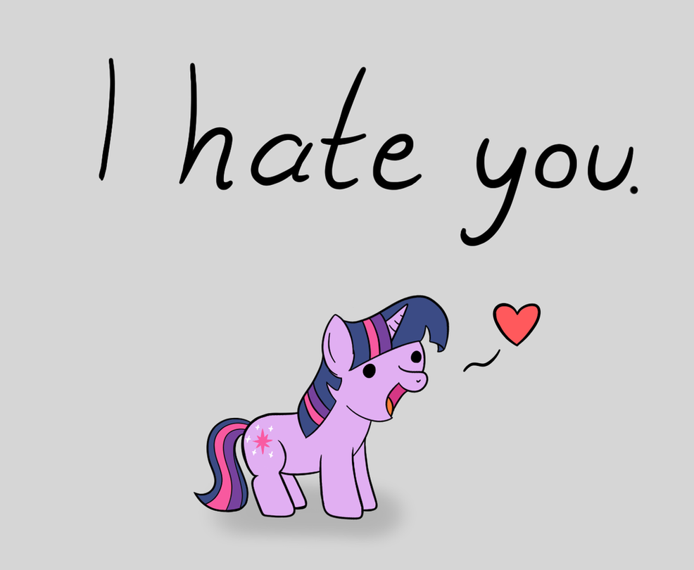 Hate by MR-1