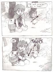 thwack by Detective-V