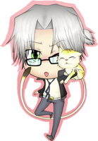 I think I smell Catnip by Kosetsu