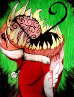 Santa Madness by MimaButtons