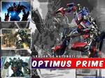 Optimus Prime 'AUTOBOTS'