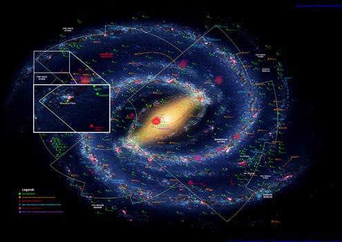 The Hellborn-Sektor in the Galaxy