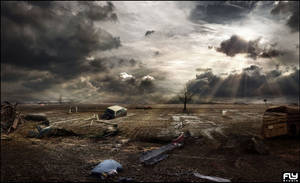 Matte painting_Criss Angel by DJeevan
