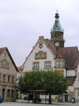 Rathaus by tuwz