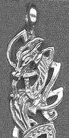 Viking Dragon by dragonscalearts