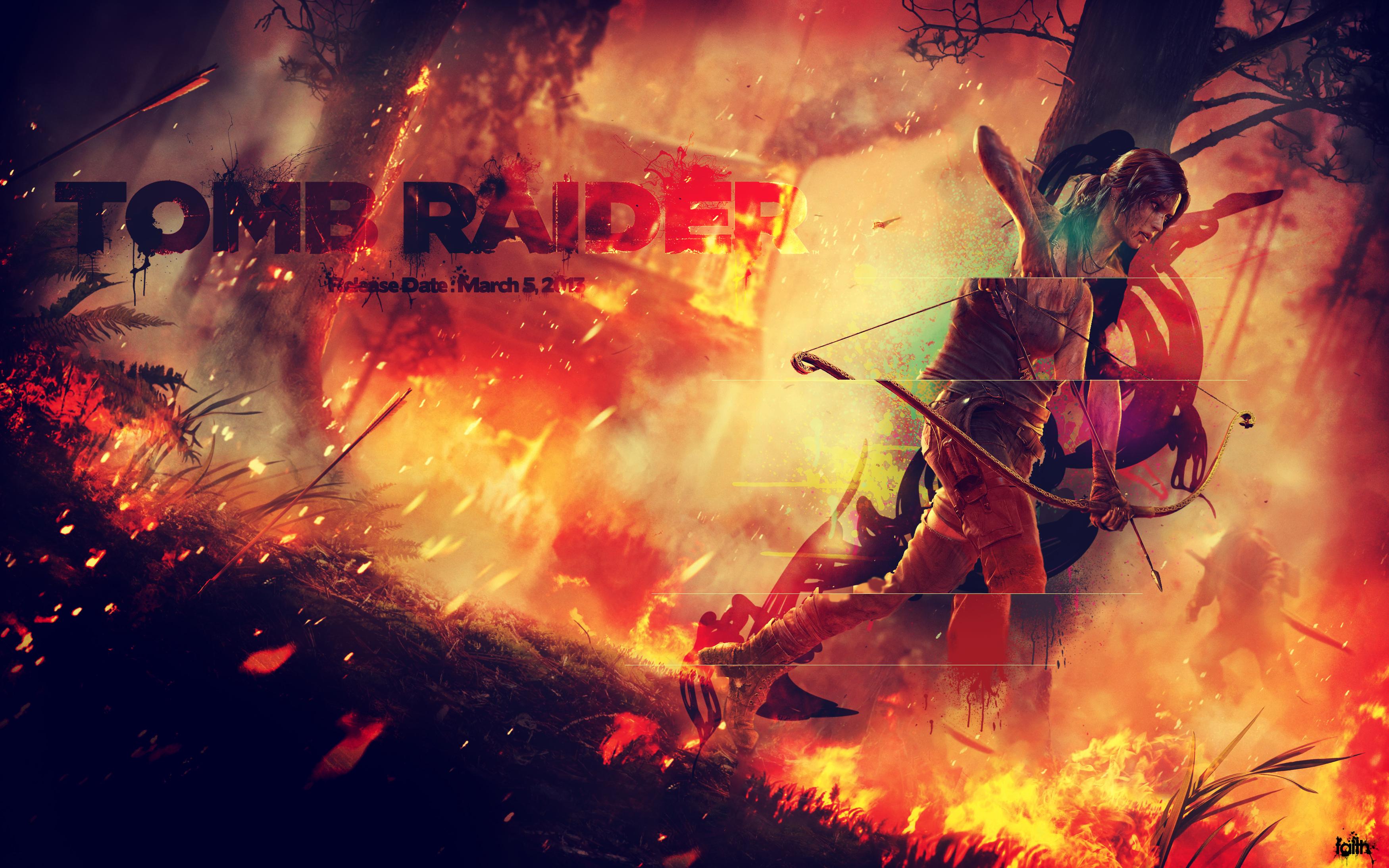 Tomb Raider 2013 Mainpulation by Faith-LV