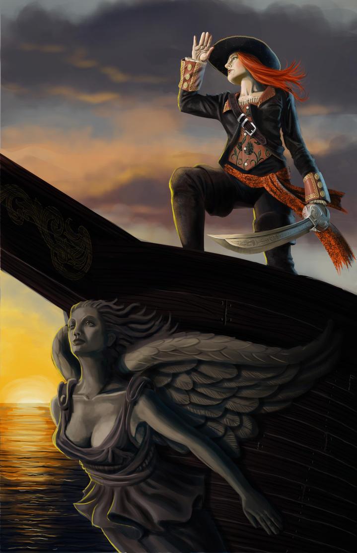 Pirate by RichardBlumenstein