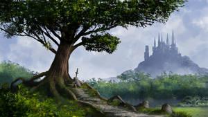 Tree Of Justice by RichardBlumenstein