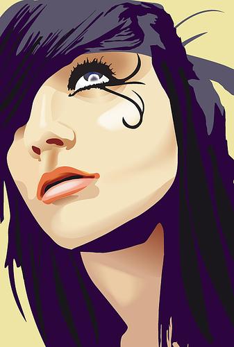 Vector face by oyO