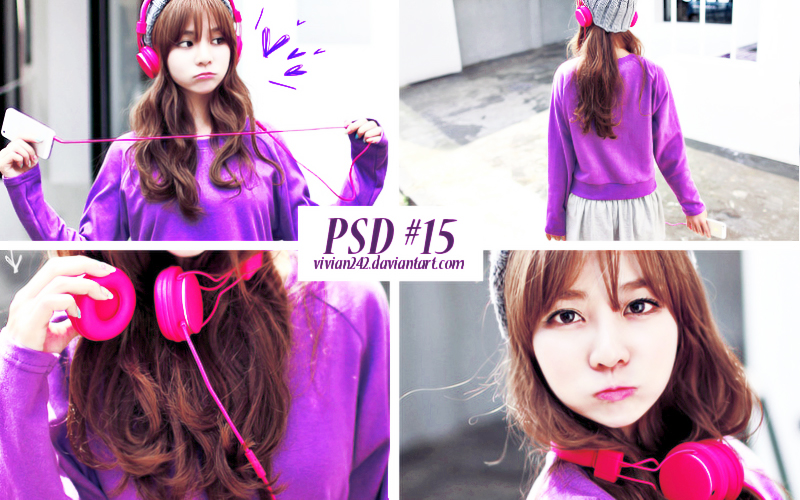 PSD #15 by Vivian242