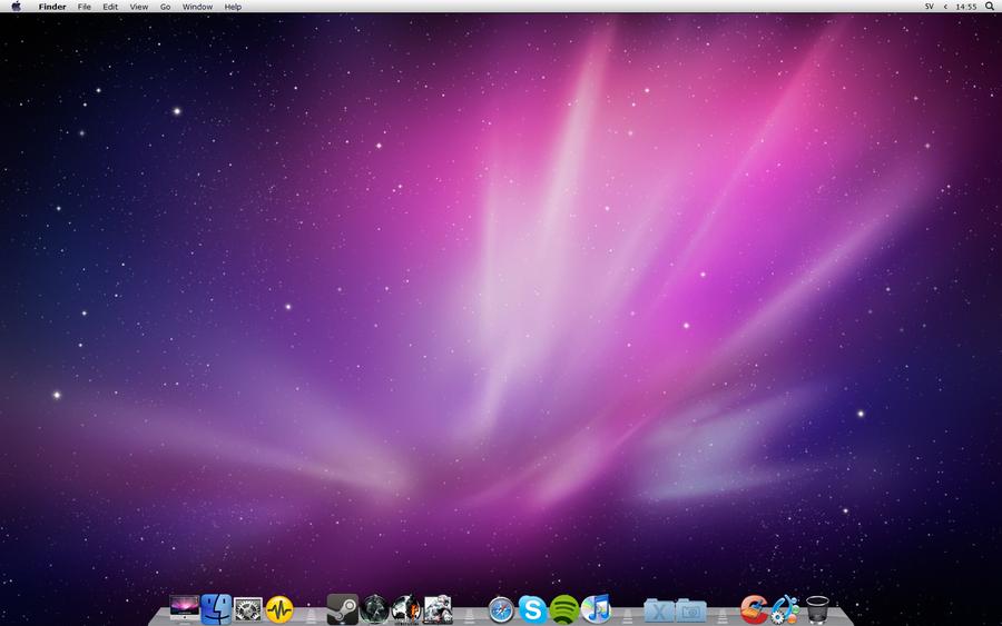 Vista OS X screenshot by MaxLa by MaxLaHax