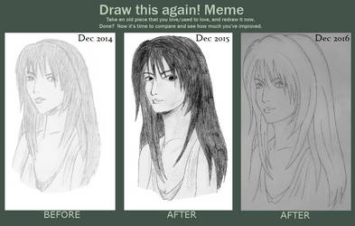 Draw This Again - Rinoa by Kira--tan