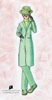 PA Fashion Week - traje de Axew by Buho01
