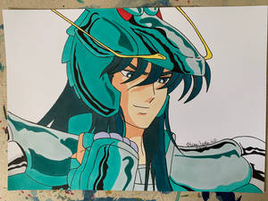 saint Seiya : Shiryu du Dragon