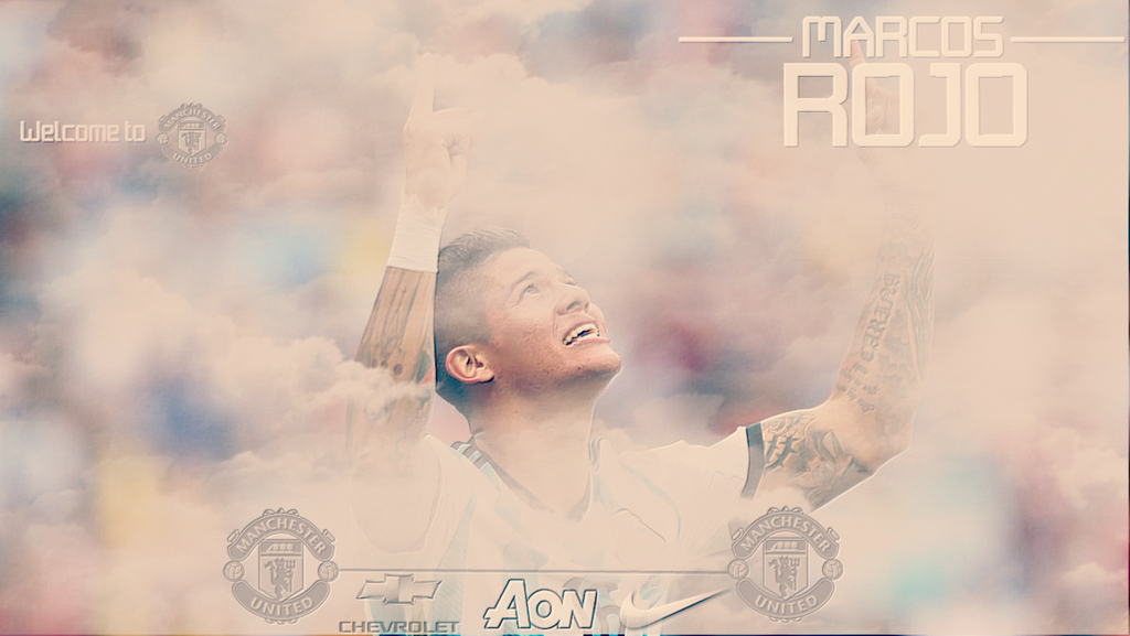 Marcos Rojo Manchester United Wallpaper 2014/2015 by ...