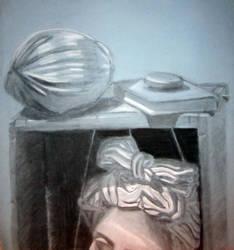 Coconut Study by Hawkn93