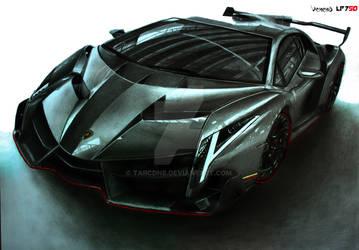 Lamborghini Veneno [Graphite][Sold]