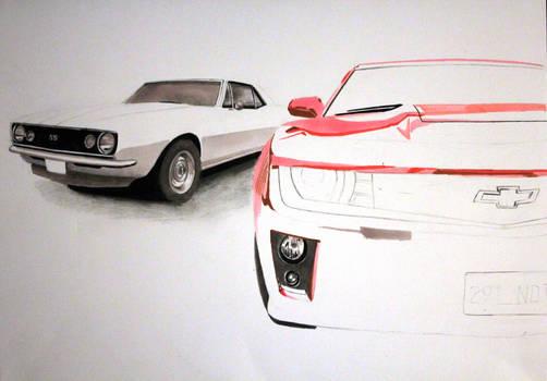 Camaro project, Work in progress