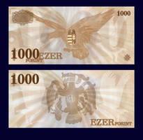 Forint terv by dalocska
