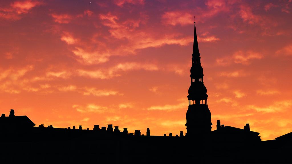 Riga by Narkonairl