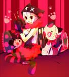 CAT CALLS by KlownCar