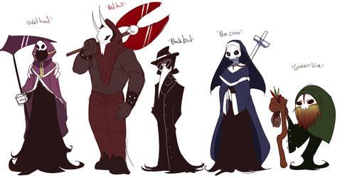 Reapers by KlownCar