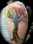 Four seasons tattoo, Adam Rose