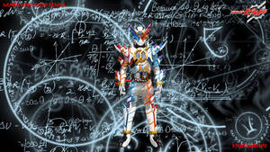 Kamen Rider Build Genius Form 9