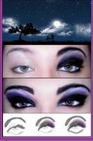 new moon eye shadow by ynocencia
