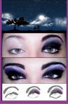 new moon eye shadow