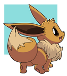 Another Eevee drawing