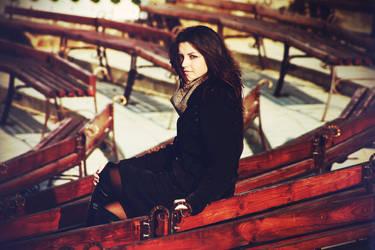 I'm watching you acting by Mari-Vesna