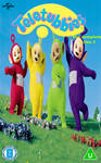 Teletubbies the complete series 3 dvd