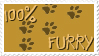 Furry stamp by UchihaDEMS