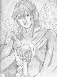 Lucina (im geting a little better at proportions) by Blue-Fire-Zach
