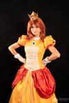 Princess Daisy by Super Mario Nintendo 1