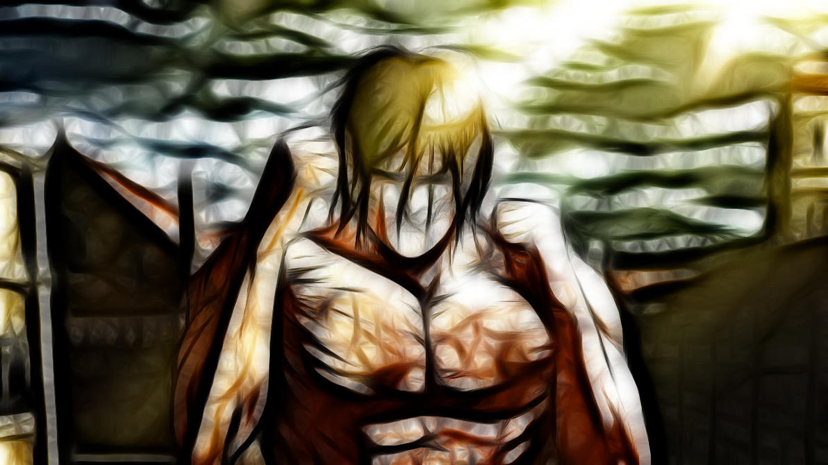 Eren jaeger titan wallpaper